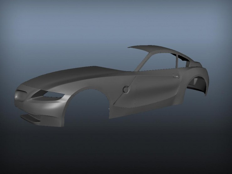 BMW_Z4_HA_04_modeling