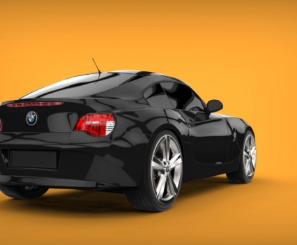 BMW Z4 Coupe