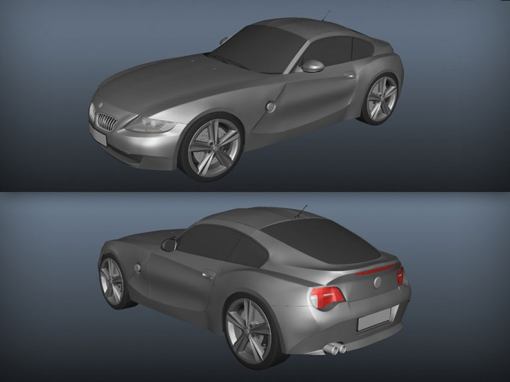 BMW_Z4_HA_10_modeling