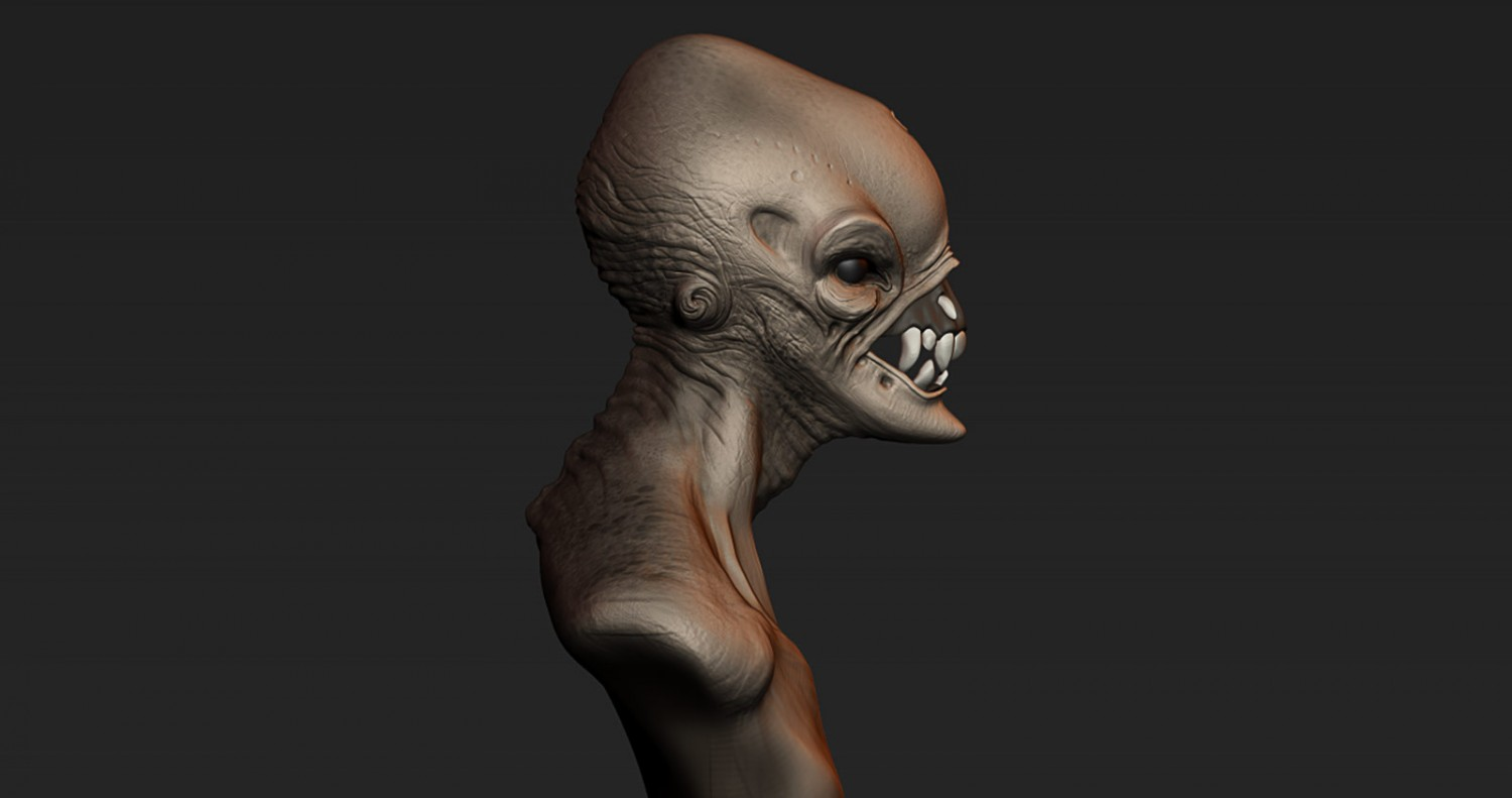 Zbrush Polypaint Test
