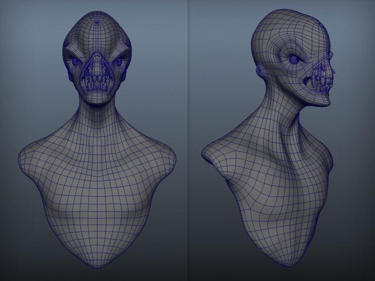 creature_HA04_modeling