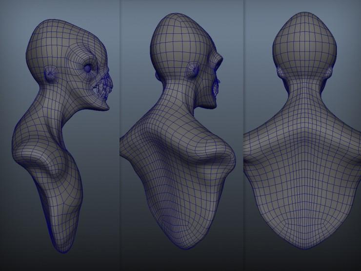 creature_HA05_modeling