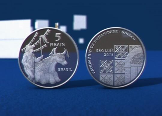 Commemorative Coins of São Luís