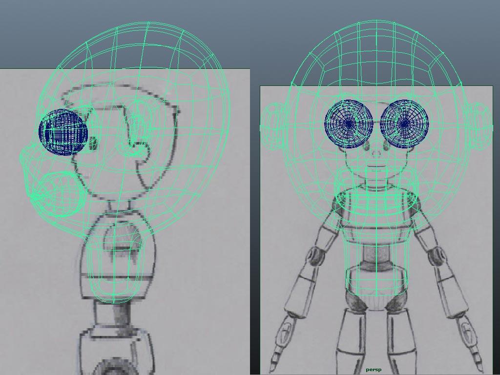 robietherobot_HA02_modeling