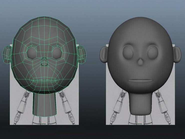 robietherobot_HA03_modeling