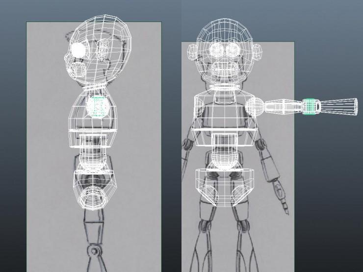 robietherobot_HA05_modeling