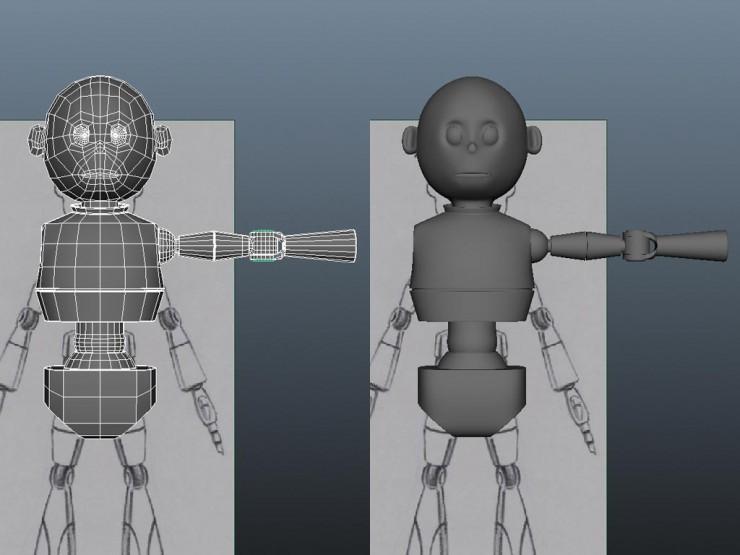 robietherobot_HA06_modeling