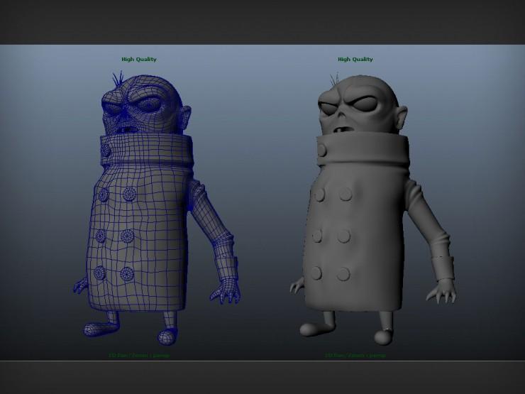 zombie_HA04_modeling