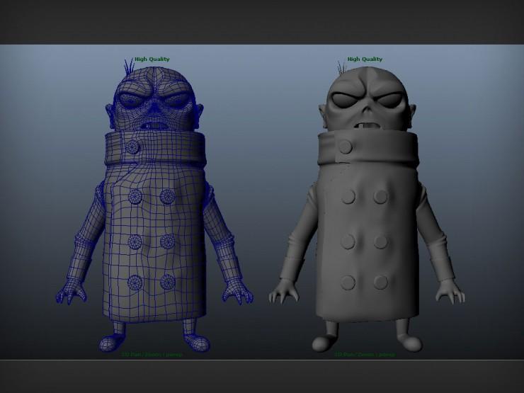 zombie_HA06_modeling