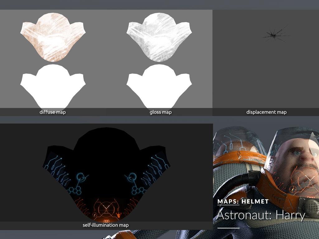 Maps: Helmet