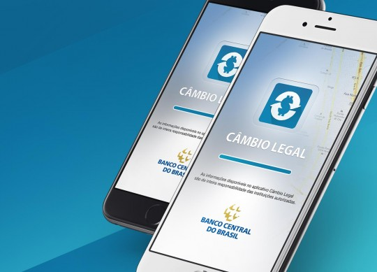 Câmbio Legal – Mobile App