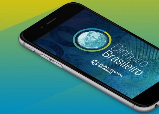 Dinheiro Brasileiro – Mobile App
