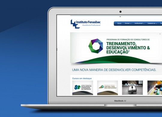 Instituto Fenasbac – Communication Integrated
