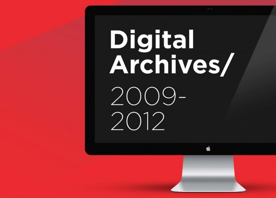 Digital Archives – Websites