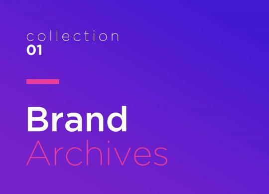 Brand Archives – Collection 01