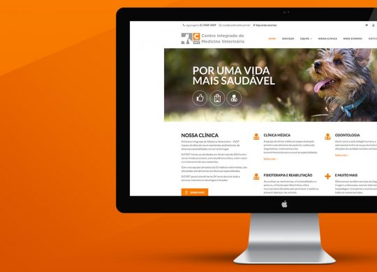 CVET – Website