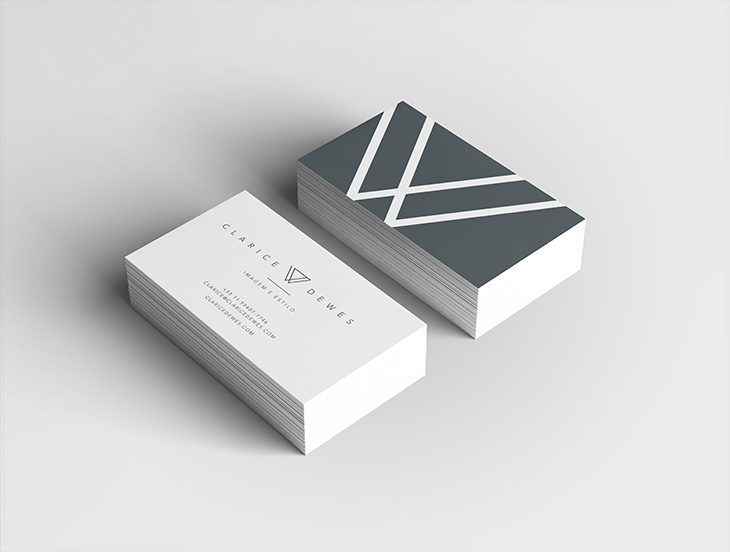 Clarice Dewes Business Card Hudson Araujo